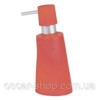 Дозатор для жидкого мыла Spirella MOVE, красный