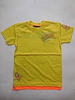 Футболка детская для мальчиков BLUELAND от 110 до 128 см рост., фото 1