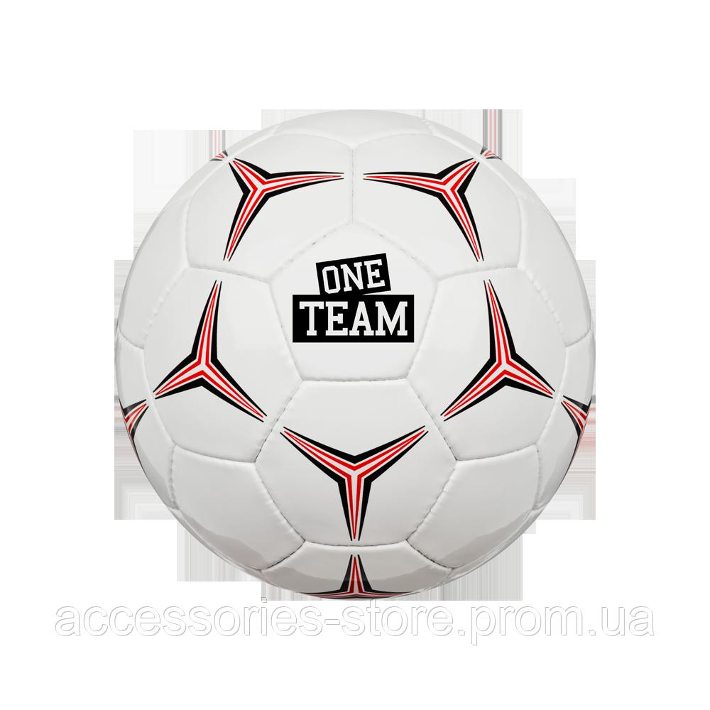 Футбольный мяч Mercedes Football, ONE TEAM