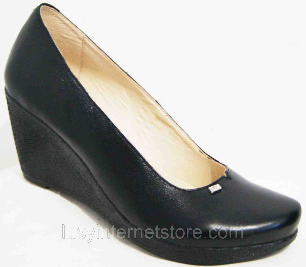 64b588466 Туфли женские большого размера на платформе, женские туфли великаны от  производителя модель МИ5160К - Lusy