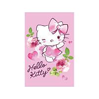 HK17-224 Блокнот (48 листов, клеевой) KITE 2017 Hello Kitty 224