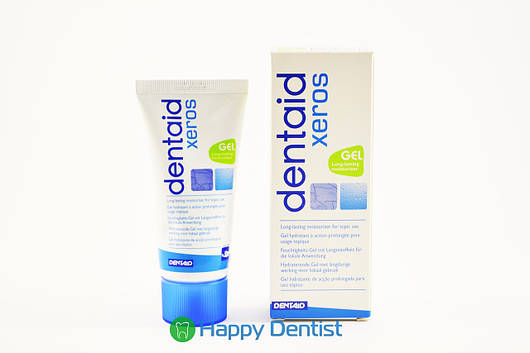 XEROS gel (Ксерос) гель при сухости ротовой полости
