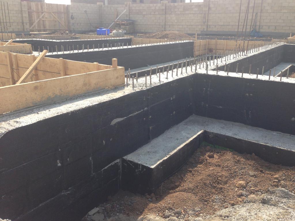 Строительство фундамента ( Частный дом 250 м.кв.) 14