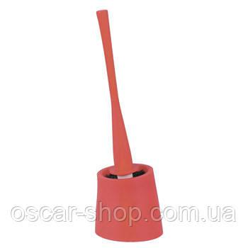 Щетка для унитаза Spirella MOVE, красная