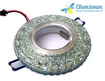 Светильник встраиваемый с LED подсветкой Feron 7095 под лампу Mr16, фото 2