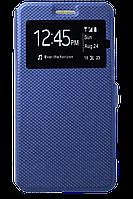 Чехол-книжка Wickerwork S View для Lenovo K6 K33a48 Dark Blue