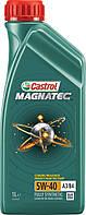 Моторное масло Castrol Magnatec 5W-40 A3/B4, 1л.