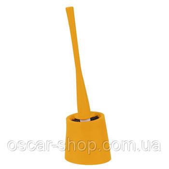 Щетка для унитаза Spirella MOVE, оранжевая