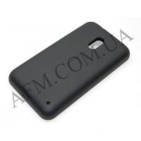 Задняя крышка Nokia 620 Lumia черная