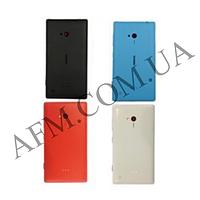 Задняя крышка Nokia 720 Lumia белая
