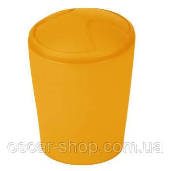Ведро для мусора Spirella MOVE, оранжевое
