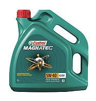 Моторное масло Castrol Magnatec 5W-40 A3/B4, 4л.