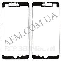 Рамка крепления дисплея iPhone 7 Plus черная