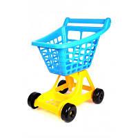 Детская Тележка Супермаркет, каталка, Технок, 4227