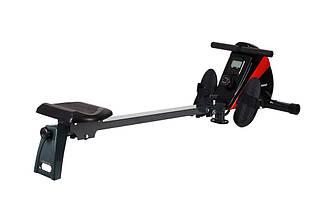 Гребний тренажер Hop-Sport HS-030R Boost для будинку і спортзалу