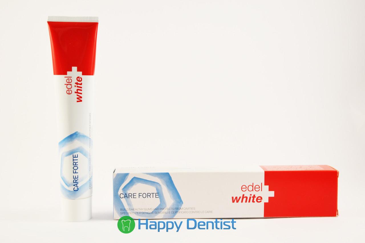 """EDEL+WHITE """"Активная защита десен"""" зубная паста"""