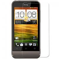 Защитная пленка TTech для HTC One V T320e, глянцевая