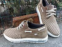 Lacoste кожаные кроссовки для мужчин