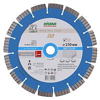 Алмазный диск по армированyому бетону Distar 230мм, 22,2мм Meteor
