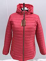 Модель Женская, размеры от 54 до 70 красный, размеры 54 - 70