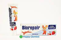 Детская зубная паста BIOREPAIR «ВЕСЕЛЫЙ МЫШОНОК» для детей от 0 до 13 лет