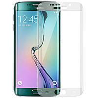 Защитное стекло для Samsung Galaxy S6 Edge Remax 3D PET из силикона