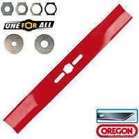 Нож для газонокосилки универсальный 40 см Oregon 69-248, фото 1