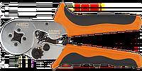 Клещи для обжима телефонных наконечников 2 - 3.2 мм 2,  NEO   01-507