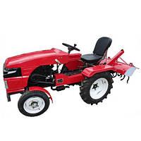 Садовый трактор FORTE T-151EL-HT NEW