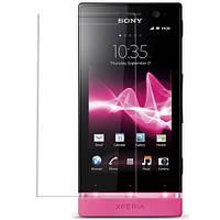 Защитная пленка для Sony Ericsson ST25i Xperia U, матовая
