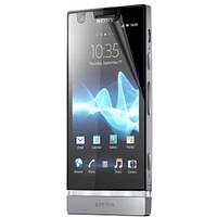 Защитная пленка для Sony Ericsson LT22i Xperia P, матовая