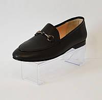 Женские черные туфли Aquamarine 024