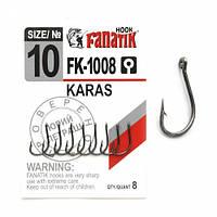 Крючок фанатик KARAS FK-1008 №10