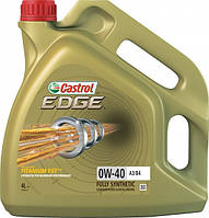 Моторное масло Castrol Edge Titanium FST 0W-40, 4л.