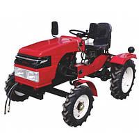 Садовый трактор FORTE T-161EL-HT NEW