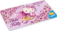 Карандаши цветные трехгранные (12 шт) KITE 2016 Hello Kitty 058 (HK16-058)