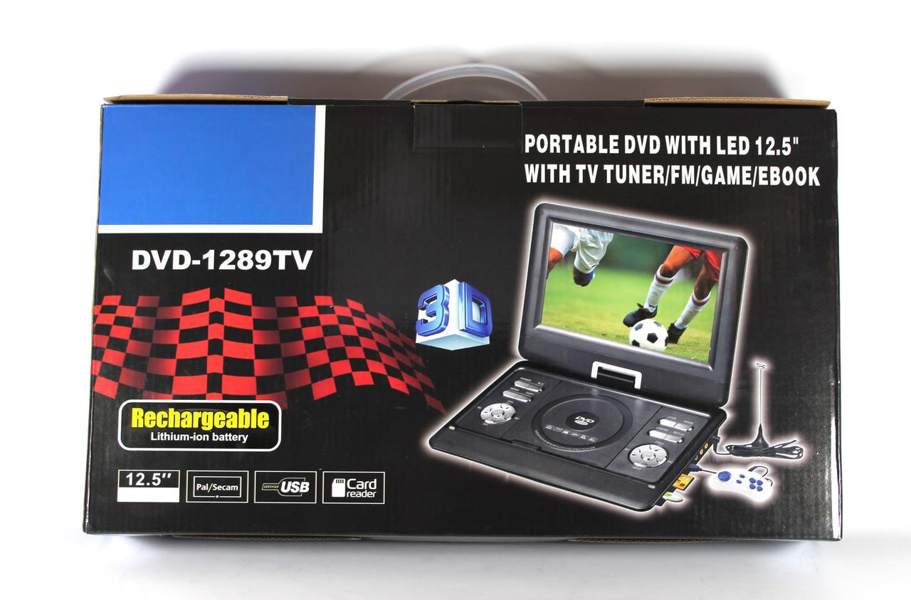 Портативный DVD плеер 1289