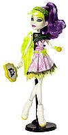 Спектра Вондергейст оригинальна Кукла Монстр, из серии Монстры Спорта, Ghoul Sports Spectra Vondergeist