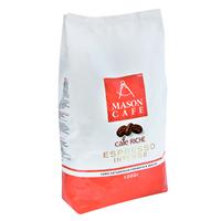 Кофе зерновой Mason Espresso Intense (масон эспрессо интенс) 1000г