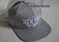 Кепка NY мужская, Фирменная кепка Snapback
