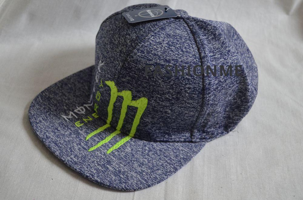 """Кепка Monster мужская, Фирменная кепка Snapback - Модные вещи оптом и в розницу """"Fashionme"""" в Хмельницком"""