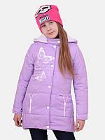 Детская куртка на девочку весна - осень Руся Люксик по низким ценам