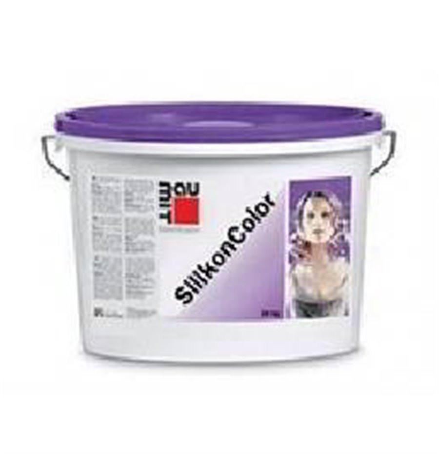 Baumit Silikon Color силиконовая краска, 14 л. 22,4 кг