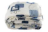Одеяло закрытое овечья шерсть(Бязь) Евро, фото 2