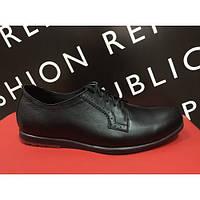 Туфли мужские классика-спорт 6367