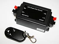 Диммер 8А-RF 3 кнопки черн.