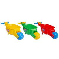 Каталка игрушечная Тачка №1 1226 ТехноК