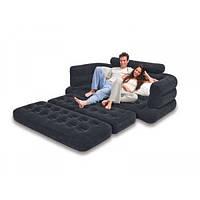 Диван кровать трансформер надувной 193х231 см