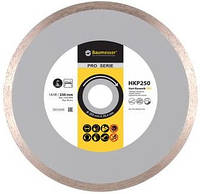 Круг алмазный Baumesser Hart Keramik PRO 250мм отрезной алмазный диск по керамограниту и керамической плитке