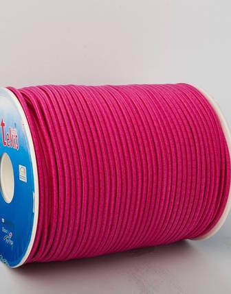 3 mm Round Elastic Cord / 100 m / Color, фото 2